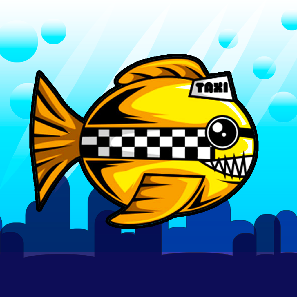 Sea Fish Race Free