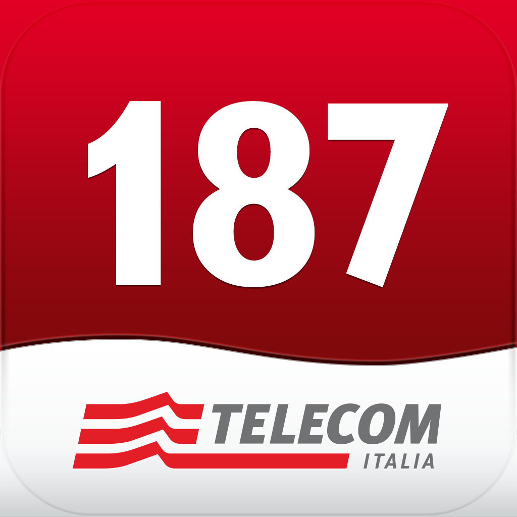 187 assistenza di telecom italia download app iphone ipad android. Black Bedroom Furniture Sets. Home Design Ideas
